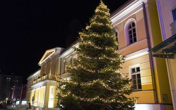 Christkindlmarkt in Oberwart