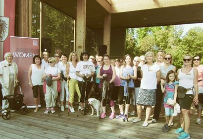 Zonta Charity Walk