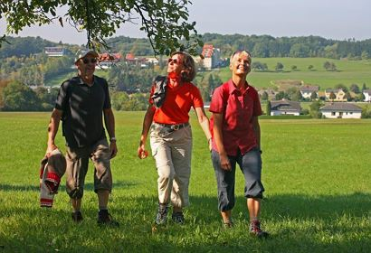 Wandertag der Drumlinger Walking Chicks