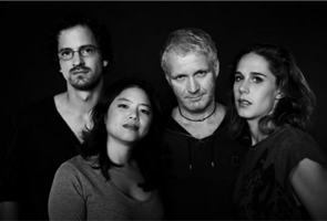 "radio.string.quartet – ""in between silence"""