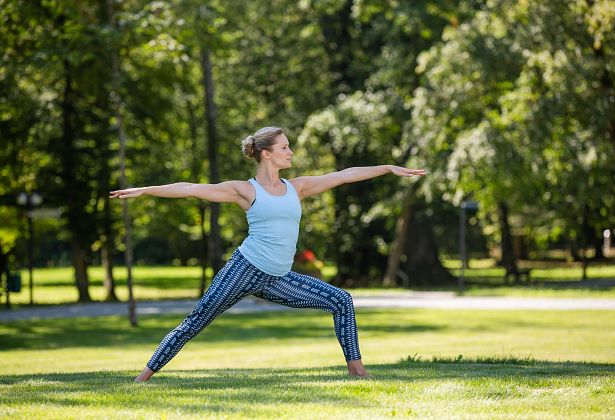 Yoga in Bad Tatzmannsdorf - slow down and relax