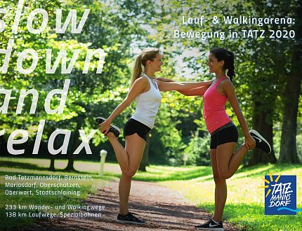 Magazin der Lauf- & Walkingarena 2020