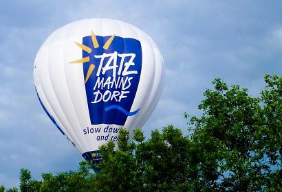 Take off in the TATZ balloon!