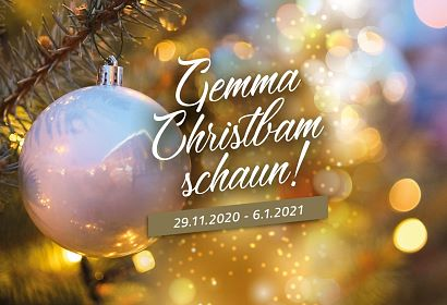 Gemma Christbam schaun